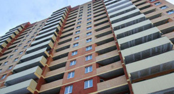 Квартиры в новостройках Киева стали дешевле