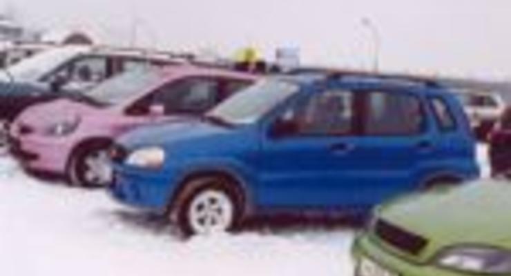 Подержанное авто легче купить зимой