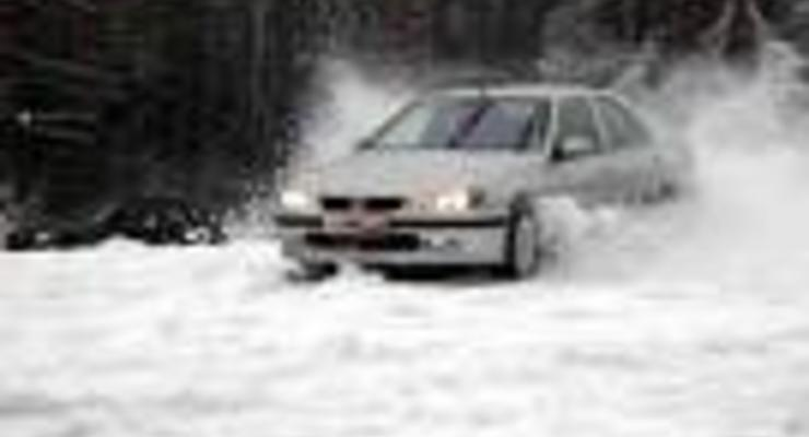 Зимний набор автомобилиста