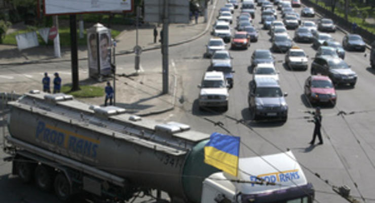 На 20 км объездной дороги вокруг Днепропетровска потратят 1,2 млрд грн