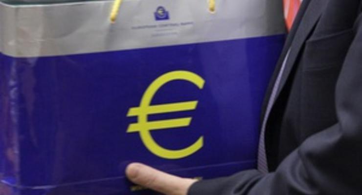 Доверие к еврозоне упало до минимума двух лет