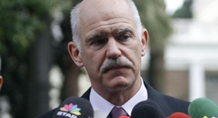 Правительство Греции поддержало предложение о референдуме - агентство