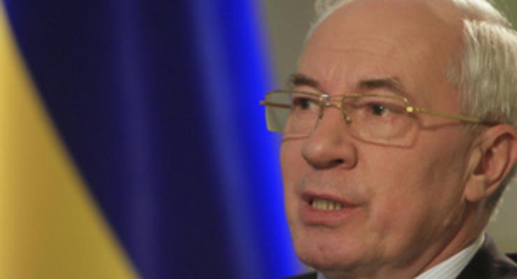 Азаров заверил, что с МВФ удалось найти взаимопонимание