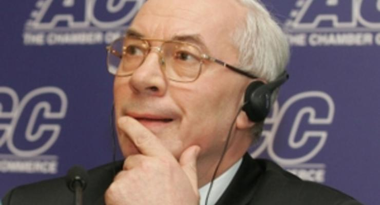 Кабмин Азарова хочет потрать треть миллиарда гривен на цифровое телевидение