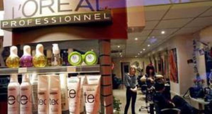 Продажи крупнейшего производителя косметики L'Oreal выросли до 4,94 млрд евро