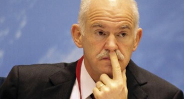 Греческие министры подали в отставку