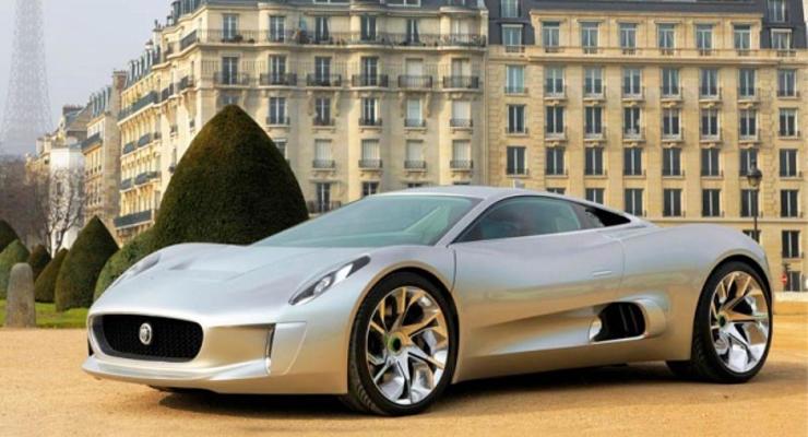 Игрушки миллионеров: Самые дорогие машины мира
