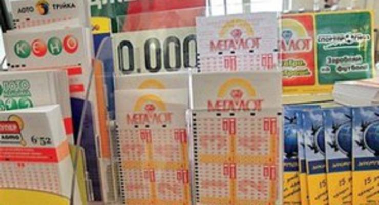 Харьковчанин выиграл в лотерею более 5 млн гривен