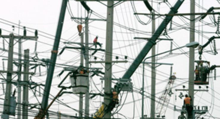 Украина нарастила экспорт электроэнергии на 58%