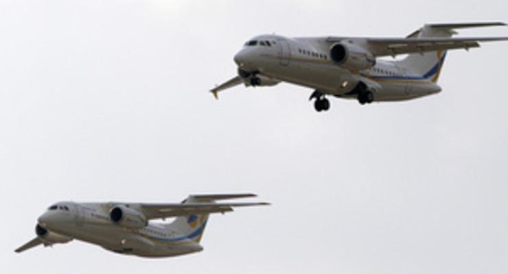Мьянма отказалась от двух ранее заказанных Ан-148
