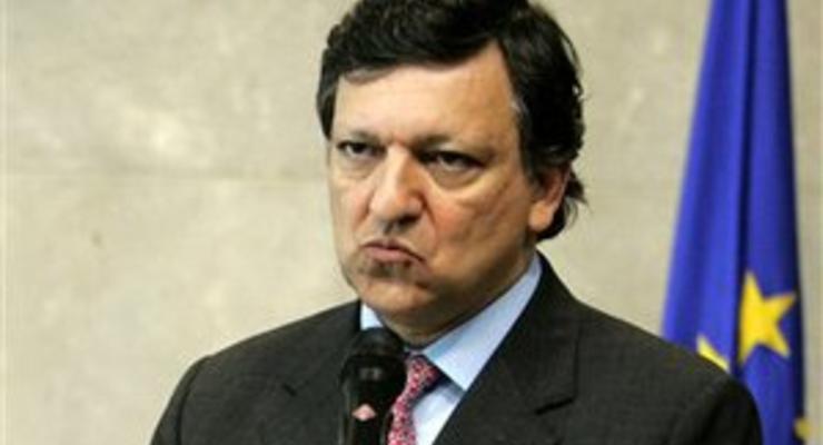 Меркель отвергла предложение Баррозу о евробондах еще до того, как глава ЕК его выдвинул