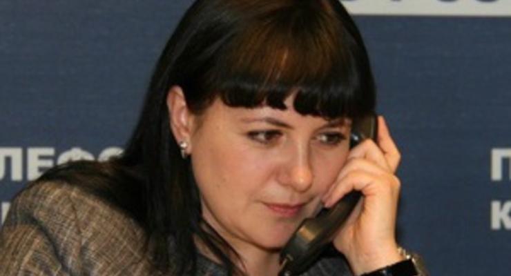 СМИ: Новой главой киевской налоговой стала выходец из Донецкой области