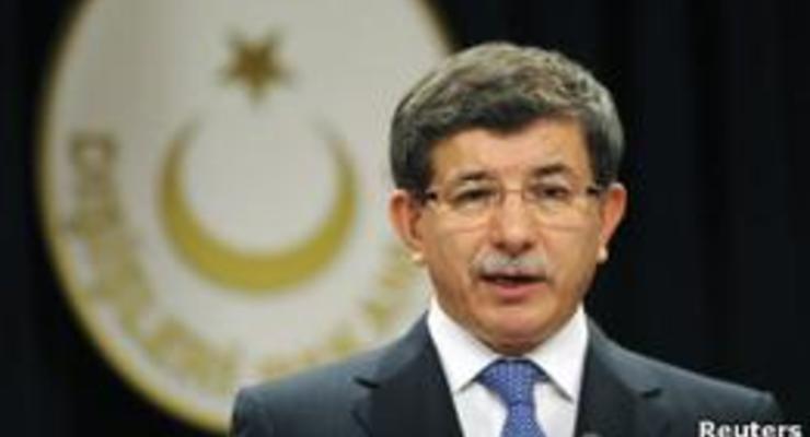 Анкара вводит экономические санкции против Сирии