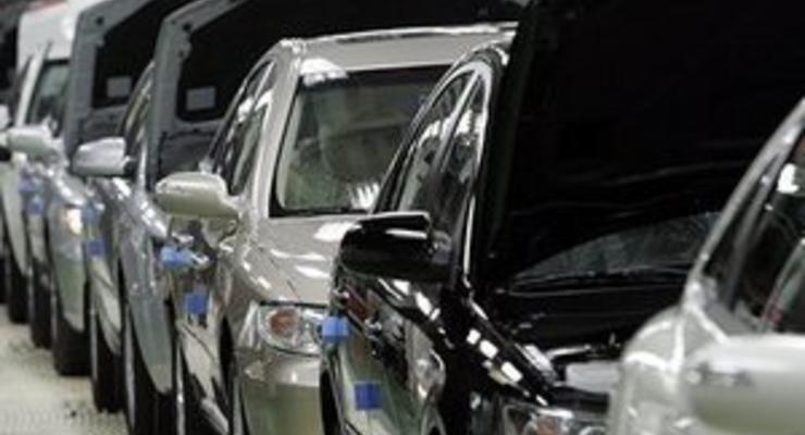 В ноябре продажи автомобилей в Украине выросли на 25%