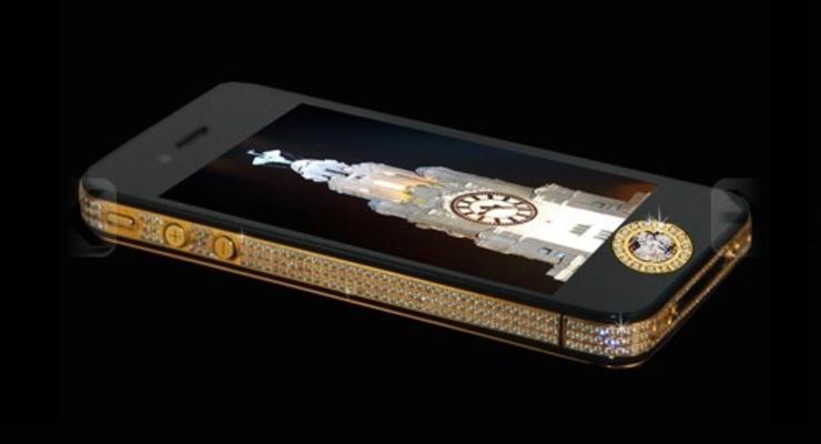 Создан самый дорогой iPhone  в мире