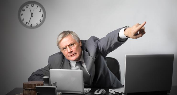 Как сходу распознать плохого босса