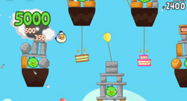 Создатели игры Angry Birds намерены довести капитализацию компании до уровня Walt Disney