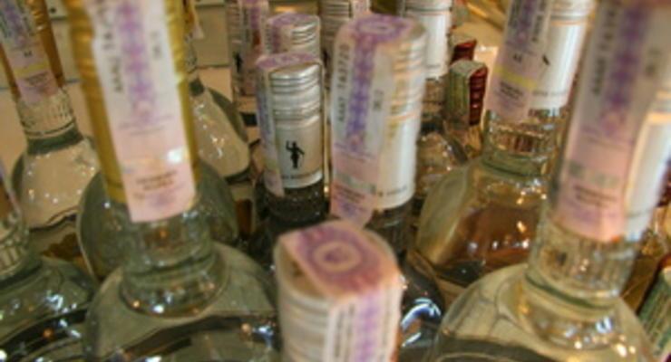 Кабмин установил минимальные цены на импортный алкоголь