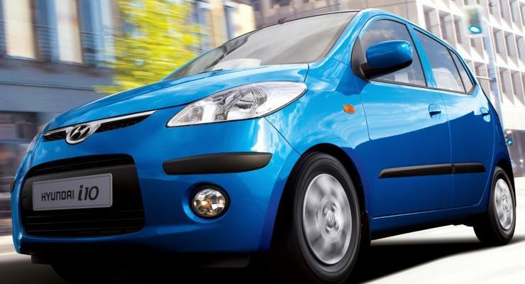 Какую машину можно купить в Киеве за $13 000