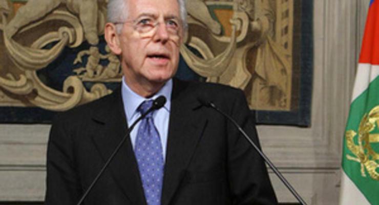 Премьер Италии заявил, что страна начала движение на северо-запад - от Греции к Брюсселю
