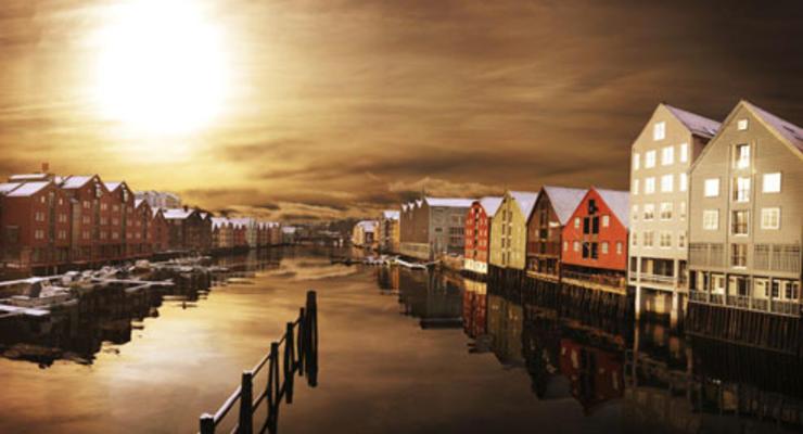 ТОП-20 самых дорогих городов 2012 года