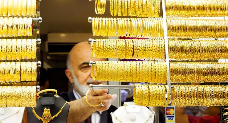5 причин подорожания золота в 2012 году
