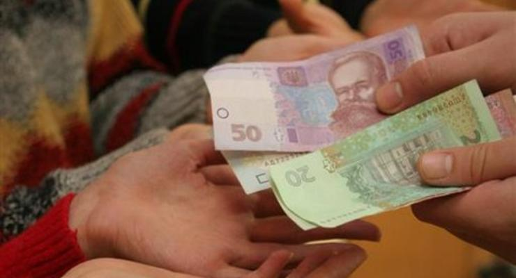 Соцвыплаты: кому и сколько добавят в 2012 году
