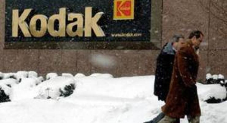 Kodak будет судиться с Apple за патенты