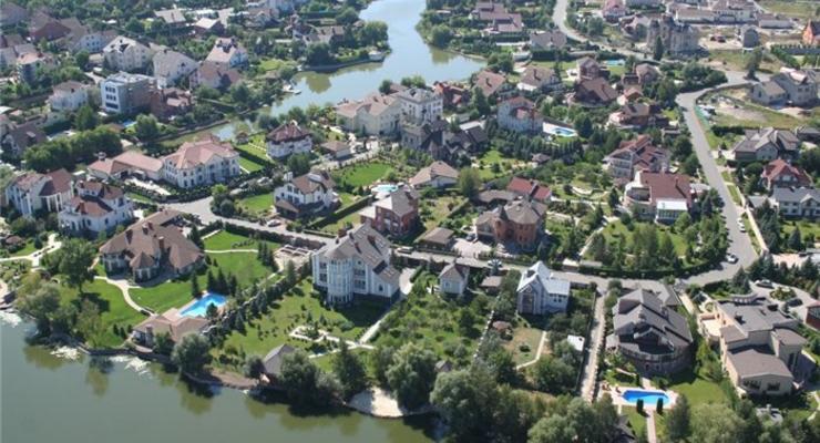 На содержание особняков чиновников потратят 50 млн. гривен