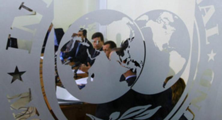 Поездка Хорошковского в США на переговоры с МВФ не дала результатов