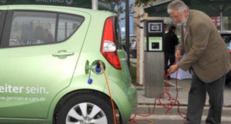 Американская компания может открыть проект по зарядке электромобилей в России