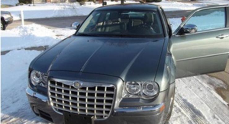 Автомобиль Обамы выставили на торги eBay