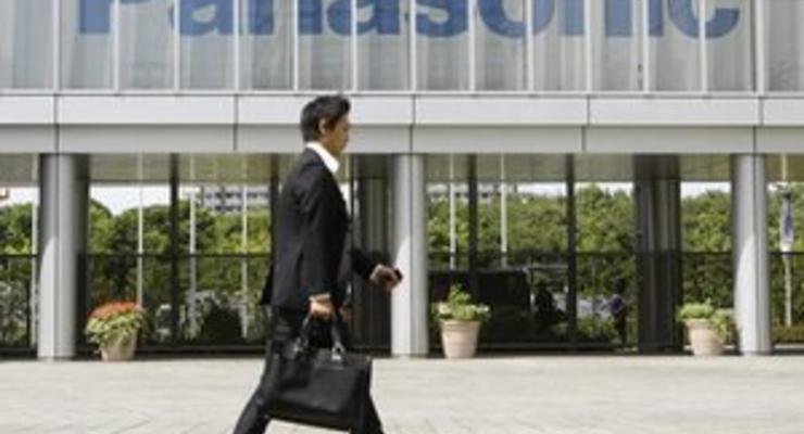 Panasonic опасается рекордных убытков после худших квартальных результатов
