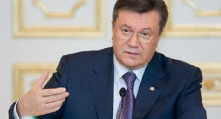 Янукович о соцзащите населения: Страна - не казарма