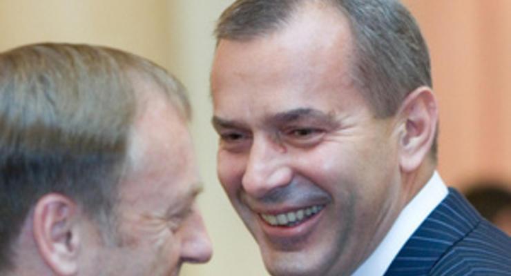 Ъ: Одной из причин жесткого отказа ЕС от финпомощи Украине стало использование 31 млн евро в интересах Клюева