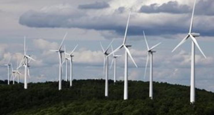 ЕБРР может выделить Украине на строительство ветроэлектростанций почти 50 млн евро