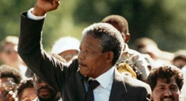 В ЮАР выпустят серию банкнот с Нельсоном Манделой