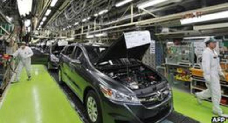 Спад в экономике Японии: сильнее, чем прогнозировалось