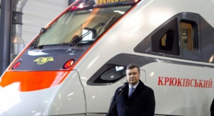 Янукович в очередной раз пожаловался на дорогой российский газ