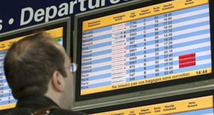 Забастовка в аэропорту во Франкфурте будет длиться до 24 февраля