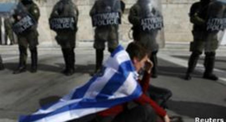 Греция готовится к массовым демонстрациям протеста