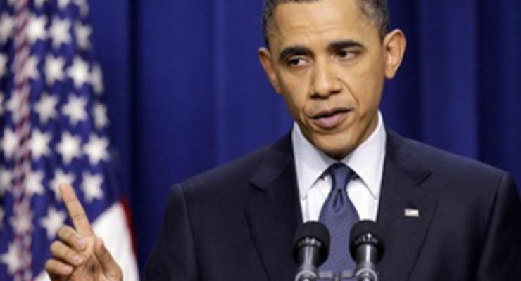 Обама предложил Конгрессу уменьшить торговые барьеры с Россией
