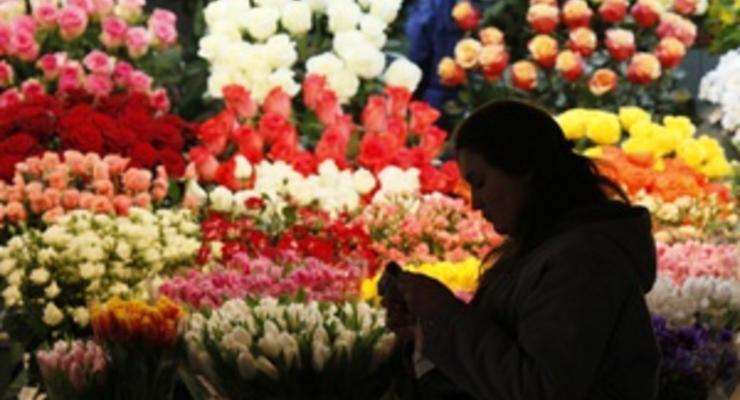 Стало известно, во сколько обойдется самый дешевый букет цветов на 8 марта