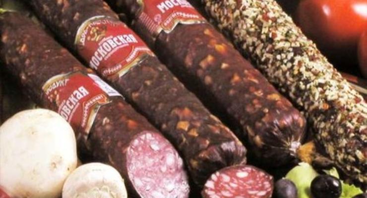 97% всей колбасы в Украине – синтетика
