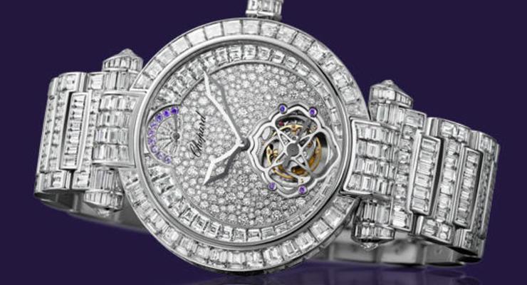 Время - деньги: созданы самые дорогие часы в мире