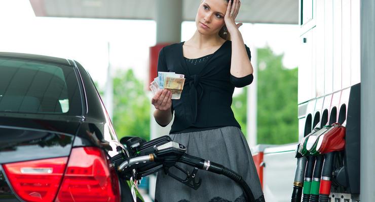 Бензин в Украине уже стоит больше 11 гривен