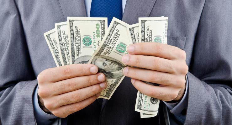 Украинцы перестают скупать иностранную валюту