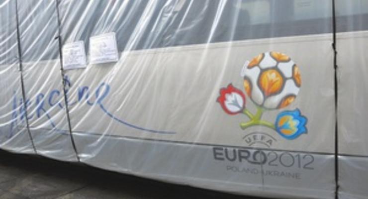 В Украину доставлена вторая партия скоростных поездов Hyundai