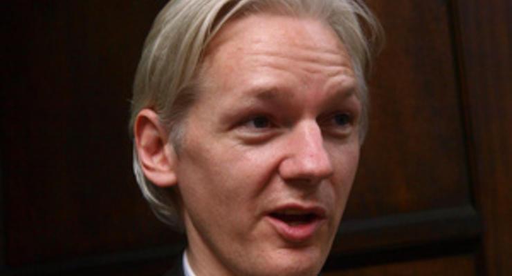 Сегодня стартует телепроект основателя WikiLeaks