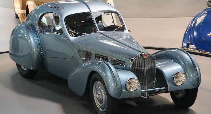 ТОП-10 самых дорогих раритетных авто